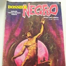 Tebeos: DOSSIER NEGRO Nº 142 - EDICIONES DELTA 1981 - TERROR - STARHAWK - DROID. Lote 144216882