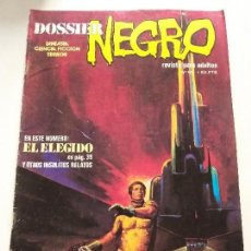 Tebeos: DOSSIER NEGRO Nº 141 - EL ELEGIDO - OTROS INSOLITOS RELATOS. Lote 144217042
