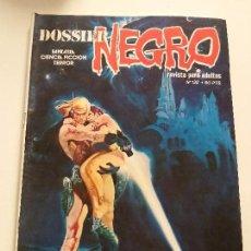 Tebeos: DOSSIER NEGRO Nº 132 · 1980 · SELECCION DE RELATOS PARA LIBERAR... - (1968, IMDE / DELTA / ZINCO) . Lote 144219782