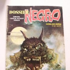 Tebeos: DOSSIER NEGRO Nº 126 ( TEBEO DE TERROR ) - FANGO MORTAL - MAC TAVISH. Lote 144220062