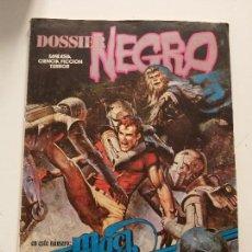 Tebeos: DOSSIER NEGRO - Nº 125 ( TEBEO DE TERROR ) - MAC TAVISH - NUEVA SERIE . Lote 144220222