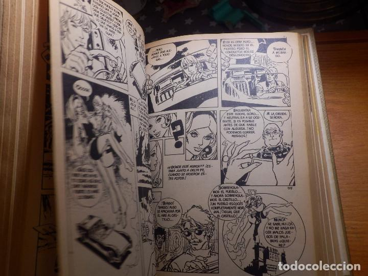 Tebeos: Comic - Delta 99 - 20 números - del Nº 1 al nº 20 - Encuadernados en tomo - Ibero Mundial 1968 - - Foto 5 - 144747018