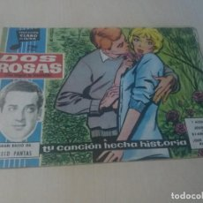 Tebeos: COLECCION CLARO DE LUNA ORIGINAL Nº 75 DOS ROSAS. Lote 146215626