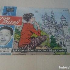 Tebeos: COLECCION CLARO DE LUNA ORIGINAL Nº 53 TOM PILLIBI. Lote 146216446