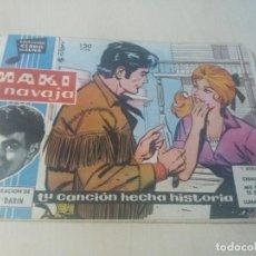Tebeos: COLECCION CLARO DE LUNA ORIGINAL Nº 40 MAKI EL NAVAJA. Lote 146217278