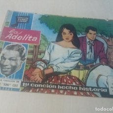 Tebeos: COLECCION CLARO DE LUNA ORIGINAL Nº 6 LA ADELITA. Lote 146218134