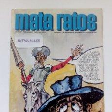 Tebeos: TEBEO,COMIC,REVISTA JUVENIL MATA RATOS,N258,AÑO 1973,CONTI-SIMIL A EDITORIAL BRUGUERA,VALENCIANA.. Lote 146928026
