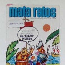 Tebeos: TEBEO,COMIC,REVISTA JUVENIL MATA RATOS,N261,AÑO 1973,CONTI-SIMIL A EDITORIAL BRUGUERA,VALENCIANA.. Lote 146929674