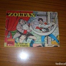 Tebeos: ZOLTAN EL CINGARO Nº 8 EDITA IBERO MUNDIAL . Lote 146985174