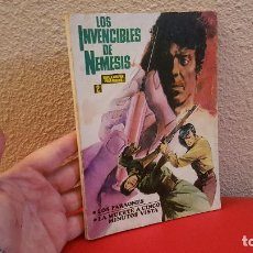 Tebeos: COMIC TACO IBERO MUNDIAL LOS INVENCIBLES DE NEMESIS Nº 2 LOS FARAONES. Lote 147753130