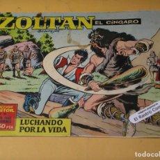 Tebeos: ZOLTAN EL CINGARO Nº 18, ED. IBERO MUNDIAL DE EDICIONES, IMDE. Lote 150818510