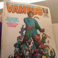 Tebeos: REVISTA VAMPUS N°35. Lote 152319104