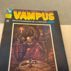 Tebeos: REVISTA VAMPUS N°10. Lote 152325205