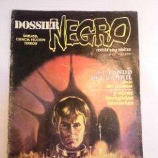 Livros de Banda Desenhada: DOSSIER NEGRO NUM 137. Lote 153484986