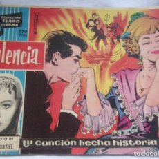 Tebeos: COLECCIÓN CLARO DE LUNA NÚM. 83 VALENCIA. Lote 156006090