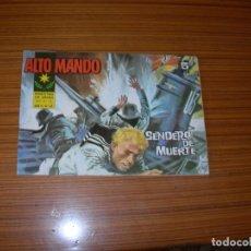 Tebeos: ALTO MANDO Nº 34 EDITA IBERO MUNDIAL . Lote 159671270