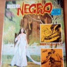Livros de Banda Desenhada: DOSSIER NEGRO 105. Lote 159839330