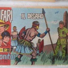 Tebeos: SAFARI Nº 52 BUEN ESTADO. Lote 160388486