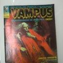 Tebeos: VAMPUS 1973 EDICIONES IBERO MUNDIAL CON FANTÁSTICO PÓSTER CENTRAL. Lote 160735101