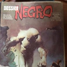 Tebeos: DOSSIER NEGRO Nº 93 - 1.977. Lote 161611778