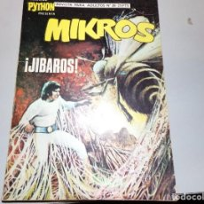 Tebeos: PYTHON MIKROS JIBAROS NUMERO 26. Lote 163592682