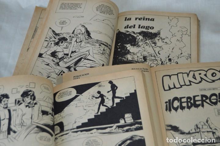 Tebeos: LOTE 03 Revista para adultos - PYTHON / MIKROS - Números 18 - 26 y 29 - ¡Mira fotografías/detalles! - Foto 5 - 165088033