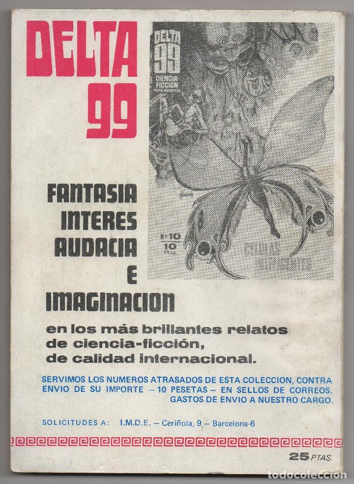 Tebeos: DOSSIER NEGRO nº 6 y 12 (Iberomundial 1968/70) Tapas de carton 21x15 cm. y 128 páginas. - Foto 4 - 168047444