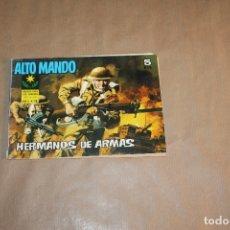 Livros de Banda Desenhada: ALTO MANDO Nº 26, EDITORIAL IBERO MUNDIAL. Lote 169316892