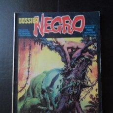 Livros de Banda Desenhada: DOSSIER NEGRO Nº 89 IBERO MUNDIAL . Lote 171186847