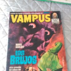 Tebeos: VAMPUS Nº 31 CON POSTERS. Lote 172089460