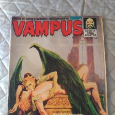 Tebeos: VAMPUS Nº 33 CON POSTERS. Lote 172089735