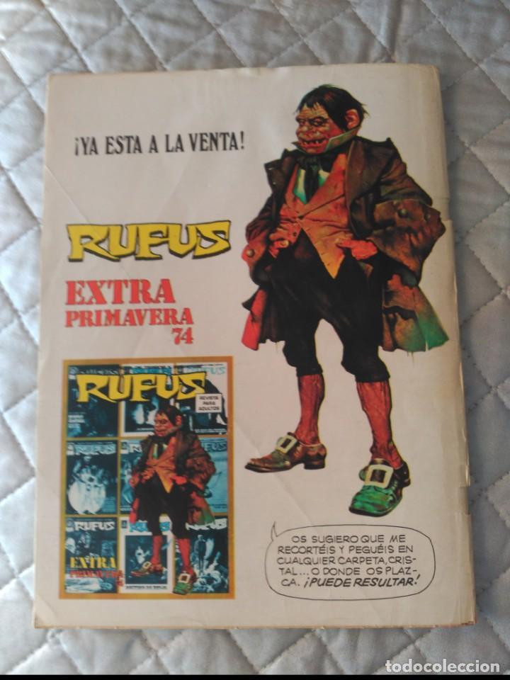 Tebeos: Vampus Nº 33 con posters ORIGINAL IBEROMUNDIAL - Foto 2 - 172089735
