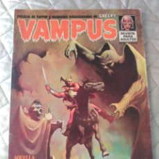 Tebeos: VAMPUS Nº 39 CON POSTERS. Lote 172090064