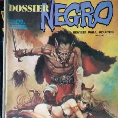 Tebeos: DOSSIER NEGRO Nº 117. Lote 176051673