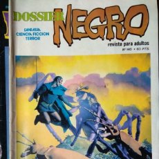 Tebeos: DOSSIER NEGRO Nº 140. Lote 176051739