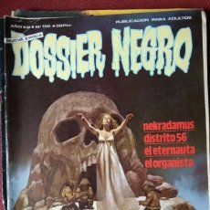 Tebeos: DOSSIER NEGRO Nº 156. Lote 176051775