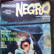 Tebeos: DOSSIER NEGRO N. 145. Lote 176316293