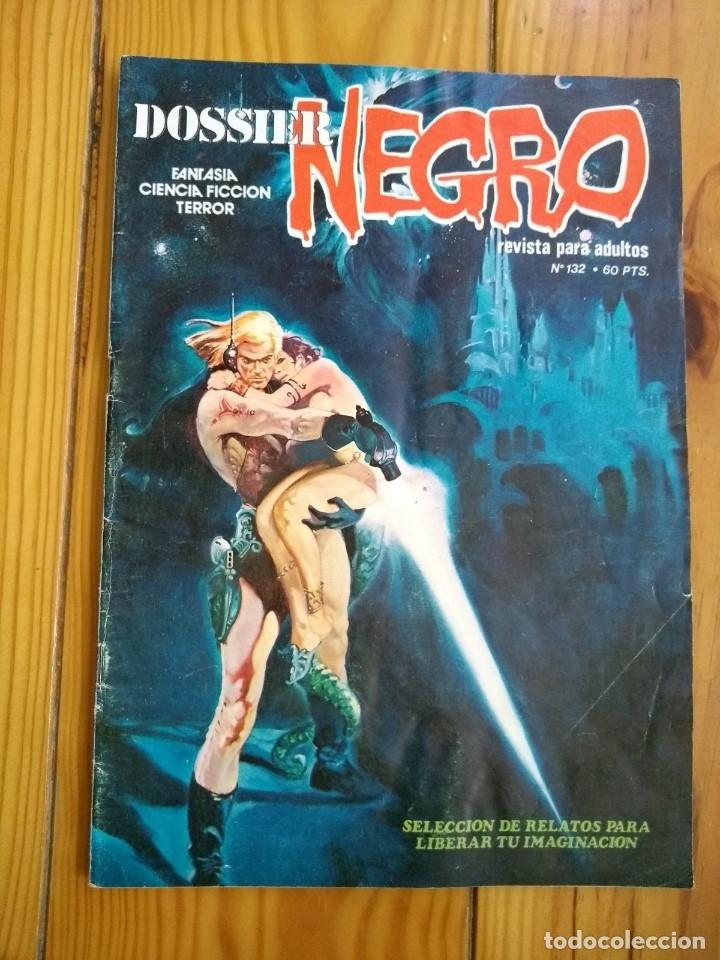 DOSSIER NEGRO # 132 - D1 (Tebeos y Comics - Ibero Mundial)