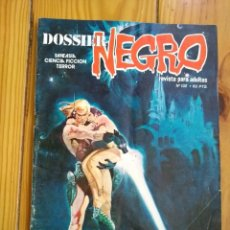 Tebeos: DOSSIER NEGRO # 132 - D1. Lote 176739654