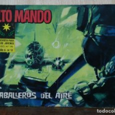 Tebeos: ALTO MANDO - AÑO II, Nº 21 CABALLEROS DEL AIRE - ED. IBERO MUNDIAL. Lote 178109662