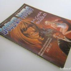 Livros de Banda Desenhada: DOSSIER NEGRO (1968, IMDE / DELTA / ZINCO) 166 · 1983 · LA CASA DEL DIABLO. Lote 285329523