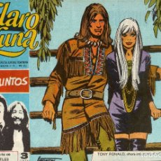 Tebeos: CLARO DE LUNA Nº 532 CON LOS BEATLES. Lote 179551486