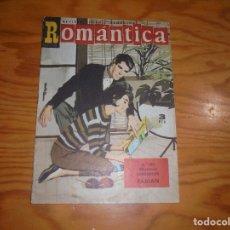 Tebeos: ROMANTICA Nº 193. IBERO MUNDIAL, 1961. CANCION : LOS BRINCOS. OPERACION WHISKY. Lote 180455412