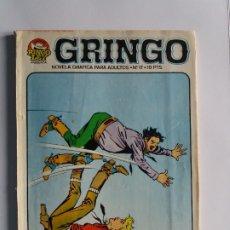 Tebeos: GRINGO. Nº 17. IBERO MUNDIAL. 1972.. Lote 182285965