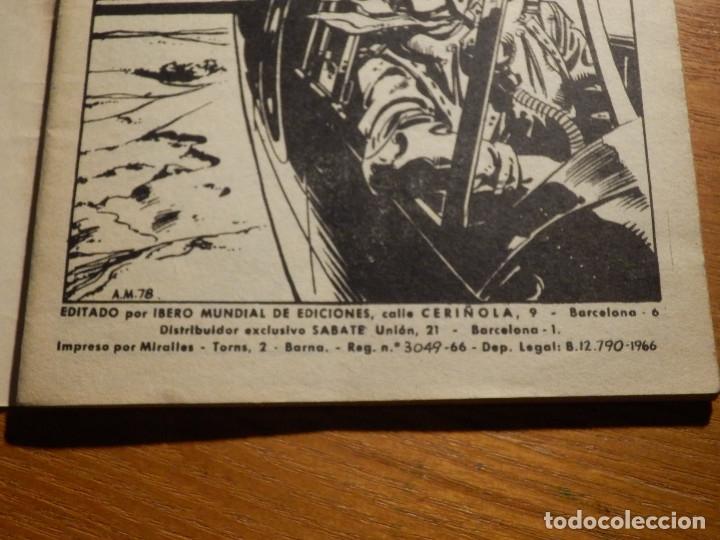 Tebeos: Comic - Alto mando - Duelo en el aire - n° 78 - Ibero mundial - Foto 2 - 182903131