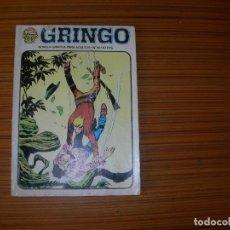 Tebeos: GRINGO Nº 16 EDITA IBERO MUNDIAL . Lote 184095076