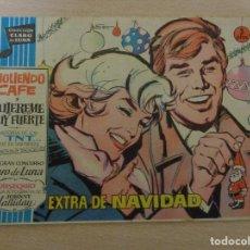 Tebeos: COLECCIÓN CLARO DE LUNA EXTRAORDINARIO DE NAVIDAD 1962 DE IBERO MUNDIAL. Lote 184648177