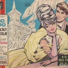Livros de Banda Desenhada: COLECCION CLARO DE LUNA - EXTRA XII FESTIVAL DE SAN REMO. Lote 187427475