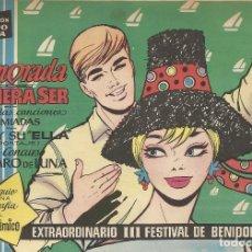 Livros de Banda Desenhada: COLECCION CLARO DE LUNA - EXTRAORDINARIO III FESTIVAL DE BENIDORM. Lote 187434695