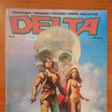 Giornalini: DELTA Nº 9 (HI). Lote 188401466